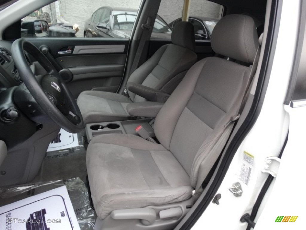 2011 CR-V SE 4WD - Taffeta White / Black photo #16