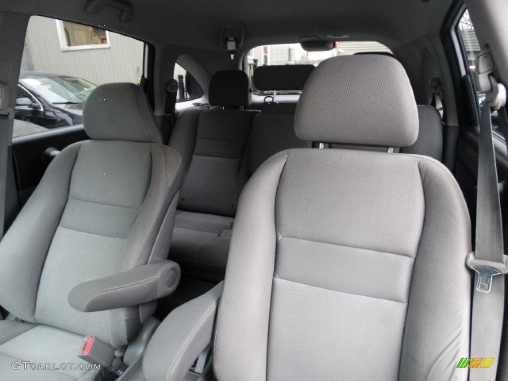 2011 CR-V SE 4WD - Taffeta White / Black photo #18