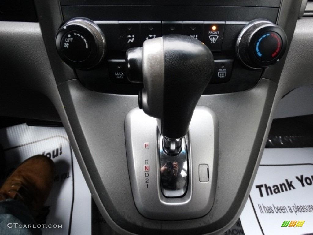 2011 CR-V SE 4WD - Taffeta White / Black photo #31
