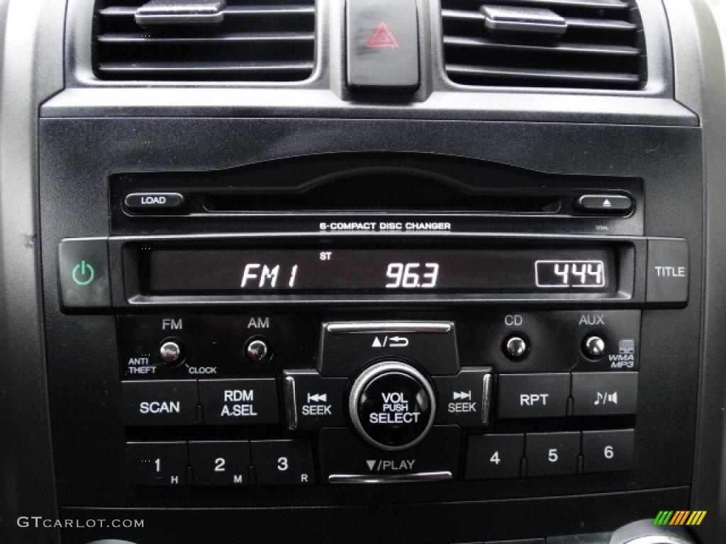 2011 CR-V SE 4WD - Taffeta White / Black photo #34