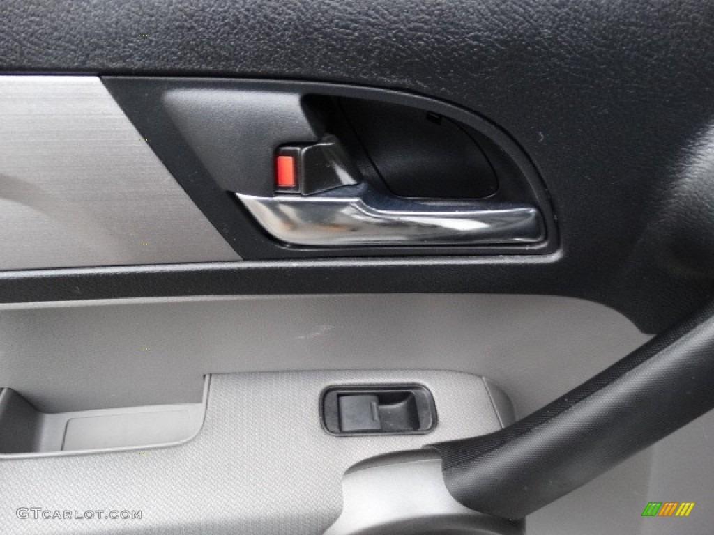 2011 CR-V SE 4WD - Taffeta White / Black photo #37