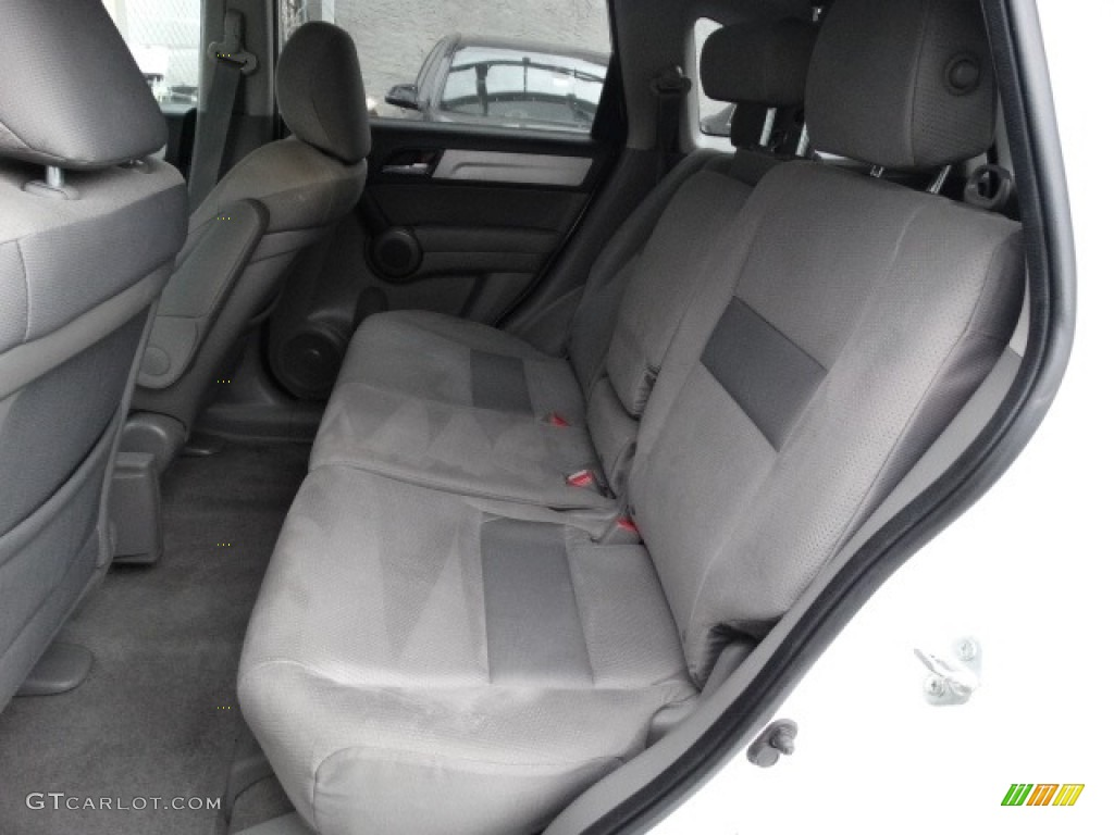 2011 CR-V SE 4WD - Taffeta White / Black photo #39