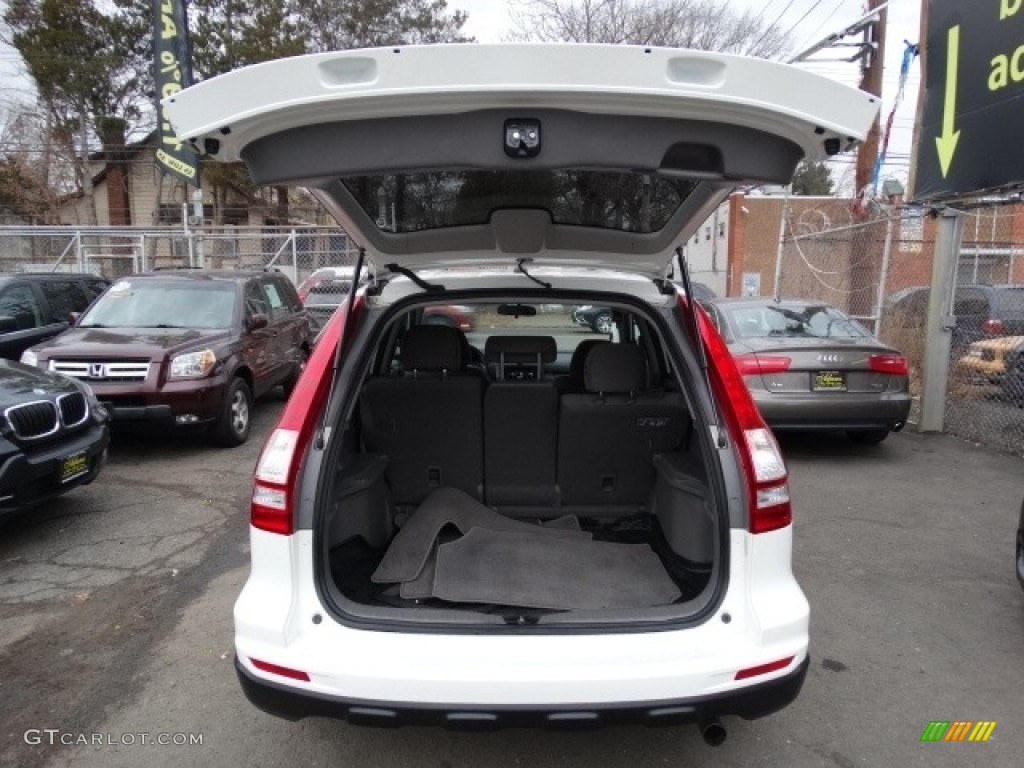 2011 CR-V SE 4WD - Taffeta White / Black photo #41