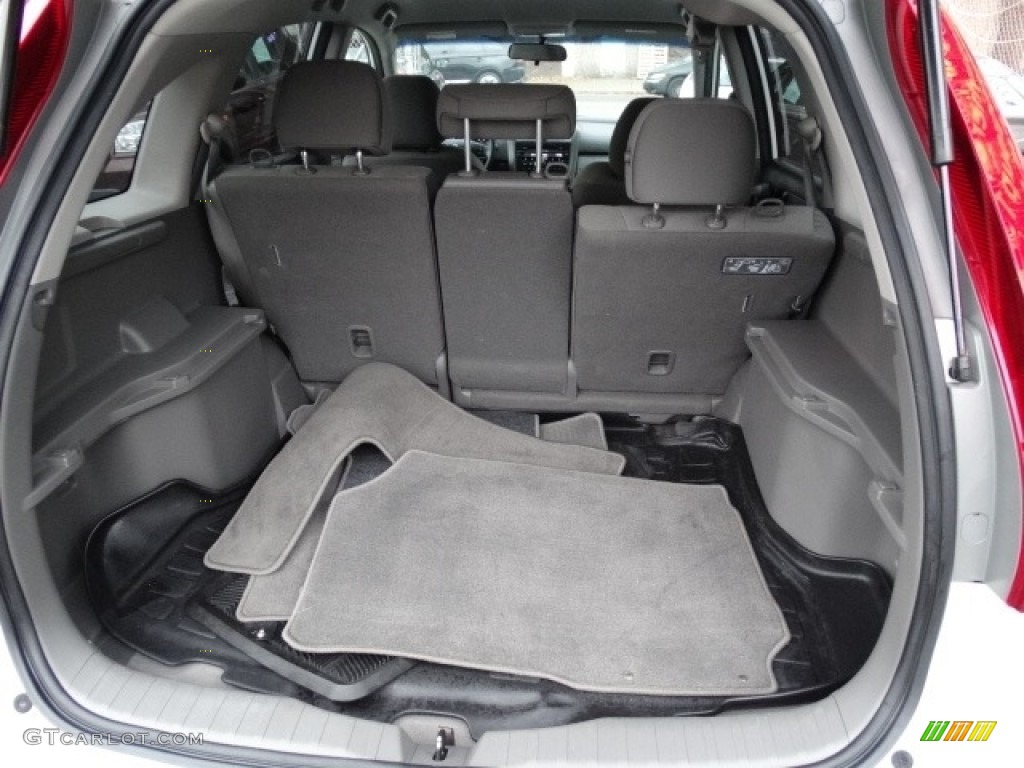 2011 CR-V SE 4WD - Taffeta White / Black photo #42