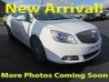 Summit White 2017 Buick Verano Sport Touring