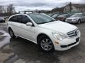 Alabaster White 2007 Mercedes-Benz R 350 4Matic