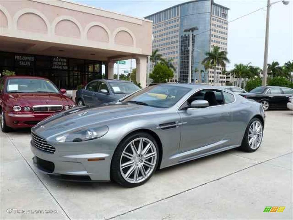 2009 Tungsten Silver Aston Martin DBS Coupe 12447100