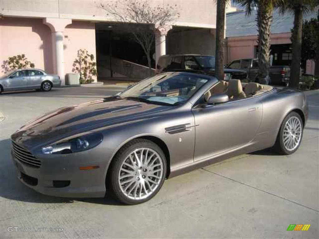 2009 Oyster Silver Aston Martin DB9 Volante 12447094