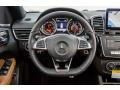 2018 GLE 43 AMG 4Matic Coupe Steering Wheel