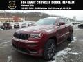 Velvet Red Pearl 2018 Jeep Grand Cherokee High Altitude 4x4