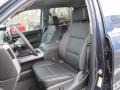 2018 Centennial Blue Metallic Chevrolet Silverado 1500 LTZ Crew Cab 4x4  photo #16