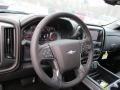 2018 Centennial Blue Metallic Chevrolet Silverado 1500 LTZ Crew Cab 4x4  photo #18