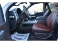 King Ranch Java Front Seat Photo for 2018 Ford F350 Super Duty #124639210