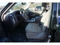 2018 Black Chevrolet Silverado 1500 LTZ Crew Cab 4x4  photo #8