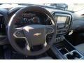2018 Black Chevrolet Silverado 1500 LTZ Crew Cab 4x4  photo #9