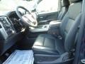 2018 Centennial Blue Metallic Chevrolet Silverado 1500 LTZ Crew Cab 4x4  photo #22
