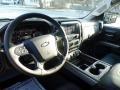 2018 Centennial Blue Metallic Chevrolet Silverado 1500 LTZ Crew Cab 4x4  photo #25
