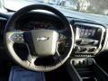 2018 Centennial Blue Metallic Chevrolet Silverado 1500 LTZ Crew Cab 4x4  photo #26