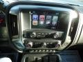 2018 Centennial Blue Metallic Chevrolet Silverado 1500 LTZ Crew Cab 4x4  photo #34