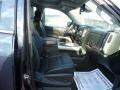 2018 Centennial Blue Metallic Chevrolet Silverado 1500 LTZ Crew Cab 4x4  photo #59