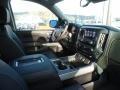 2018 Centennial Blue Metallic Chevrolet Silverado 1500 LTZ Crew Cab 4x4  photo #60