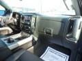 2018 Centennial Blue Metallic Chevrolet Silverado 1500 LTZ Crew Cab 4x4  photo #61