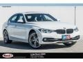 Alpine White 2018 BMW 3 Series 340i Sedan