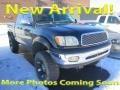 2002 Black Toyota Tundra SR5 Access Cab 4x4 #124684793