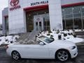 Alpine White - 3 Series 328i Convertible Photo No. 4