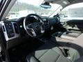 Onyx Black - Sierra 1500 SLE Regular Cab 4WD Photo No. 13