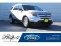 2013 Ingot Silver Metallic Ford Explorer XLT #124731955