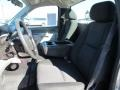 2013 Silver Ice Metallic Chevrolet Silverado 1500 Work Truck Regular Cab  photo #16