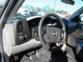 2013 Silver Ice Metallic Chevrolet Silverado 1500 Work Truck Regular Cab  photo #18