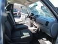 2013 Silver Ice Metallic Chevrolet Silverado 1500 Work Truck Regular Cab  photo #27