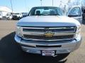 Silver Ice Metallic - Silverado 1500 Work Truck Regular Cab Photo No. 29