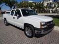 Summit White 2007 Chevrolet Silverado 1500 Classic LS Extended Cab