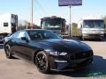 2018 Shadow Black Ford Mustang GT Premium Fastback  photo #7