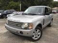 2003 Zambezi Silver Metallic Land Rover Range Rover HSE #124777415