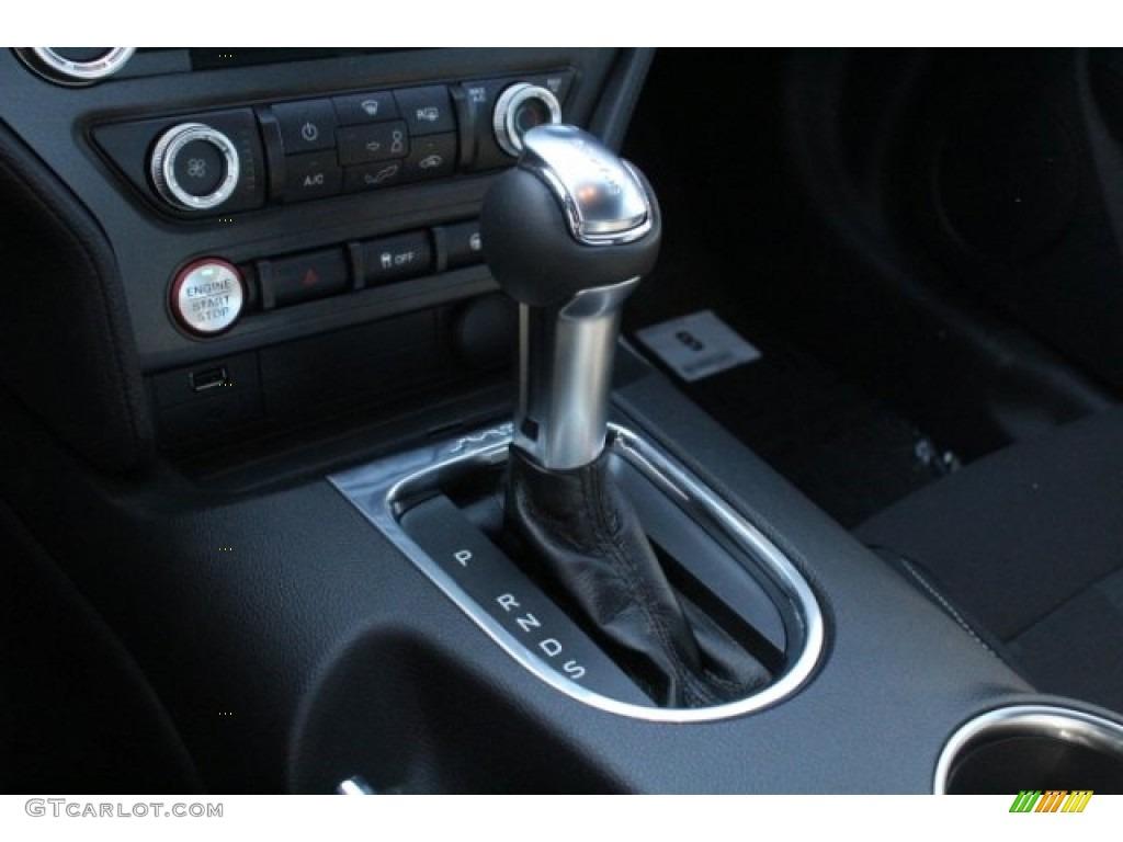 2018 Mustang GT Fastback - Kona Blue / Ebony photo #14