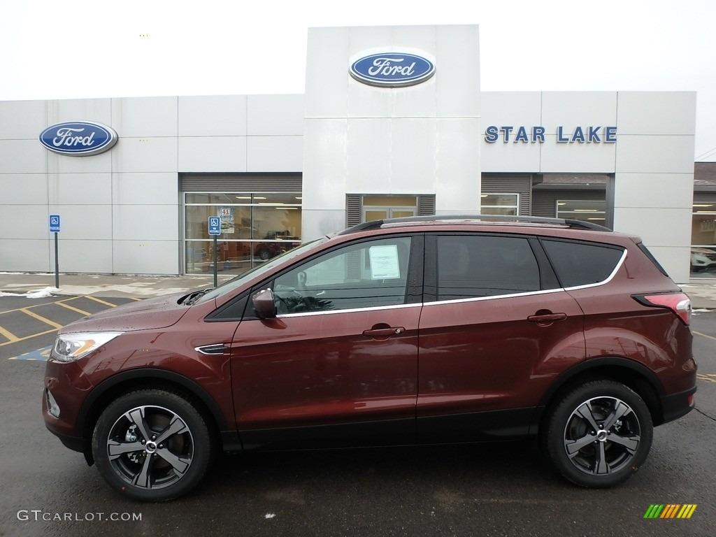 Cinnamon glaze ford escape
