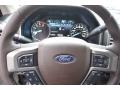 2018 Ford F250 Super Duty Limited Camelback Interior Steering Wheel Photo
