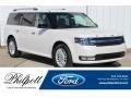 2018 White Platinum Ford Flex SEL #124842969