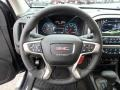 2018 GMC Canyon Jet Black Interior Steering Wheel Photo