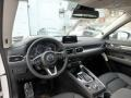Front Seat of 2018 CX-5 Grand Touring AWD