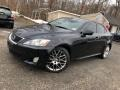 Obsidian Black 2007 Lexus IS 250 AWD