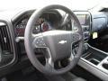 2018 Centennial Blue Metallic Chevrolet Silverado 1500 LTZ Crew Cab 4x4  photo #20
