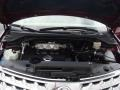 2007 Merlot Pearl Nissan Murano S AWD  photo #24