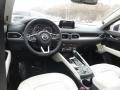 Snowflake White Pearl Mica - CX-5 Grand Touring AWD Photo No. 9