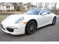 White 2015 Porsche 911 Carrera S Coupe