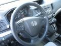 2015 Modern Steel Metallic Honda CR-V LX AWD  photo #12